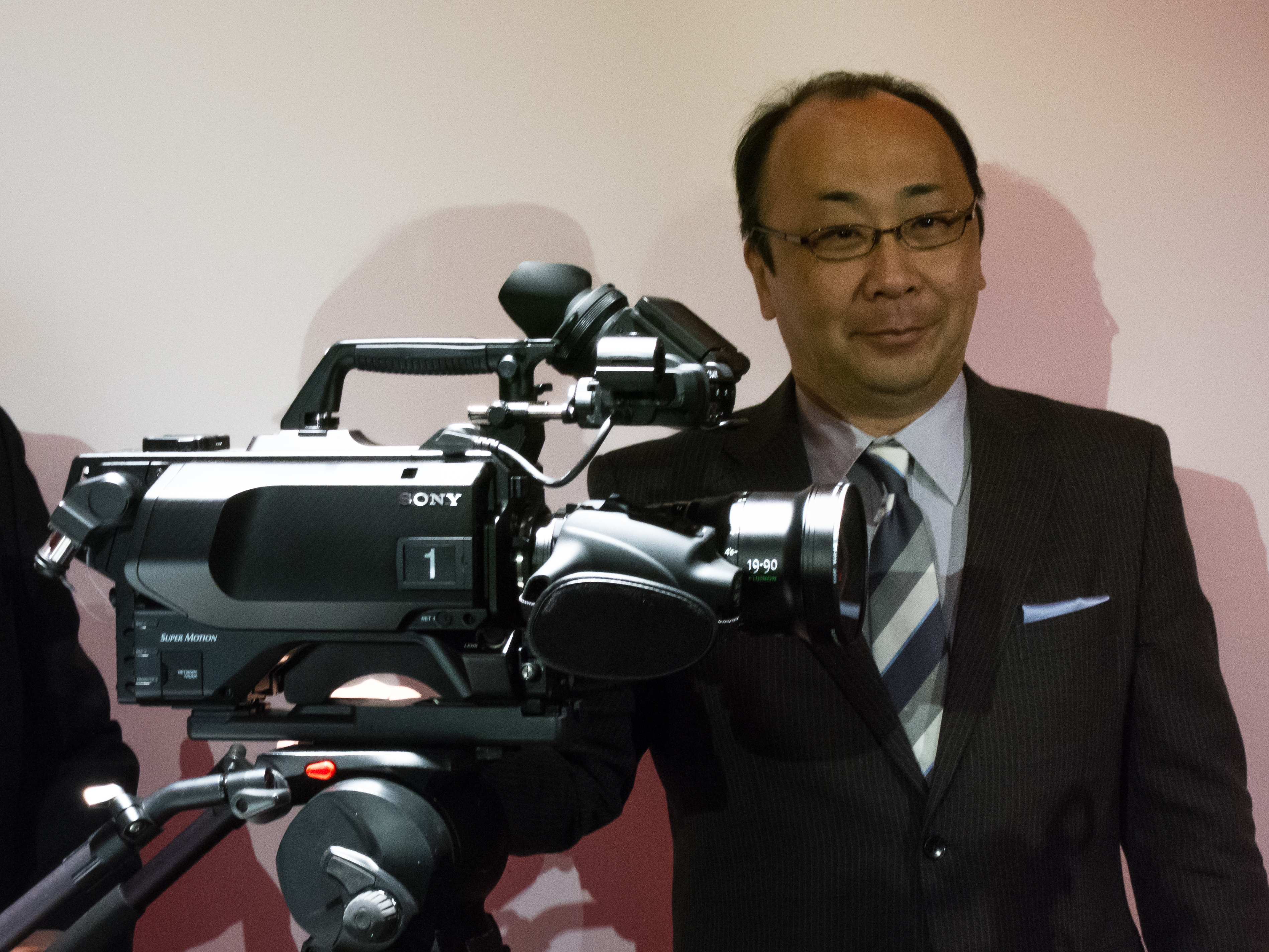 Sony NAB press event (only new camcorders) - sonyalpharumors ...
