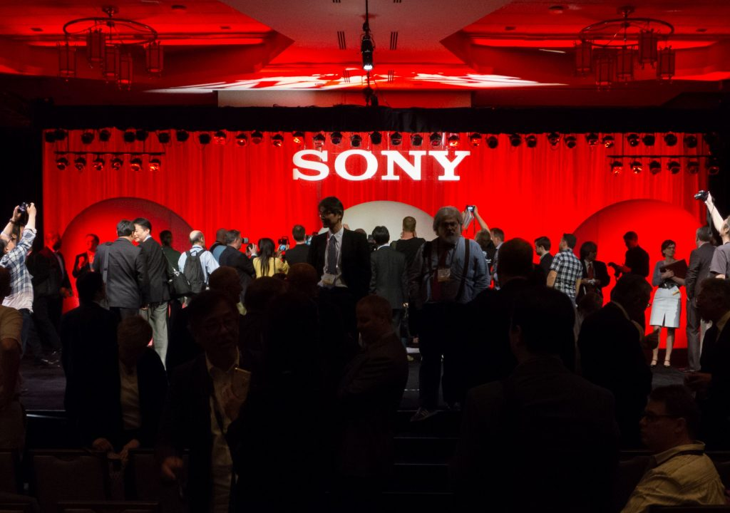 Sony at NAB 2016
