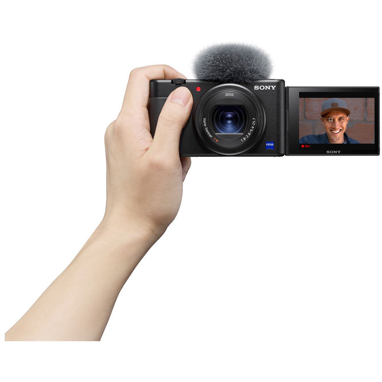 Sony ZV-1 camera framerate shyness + outgoing modes via HDMI & USB 4