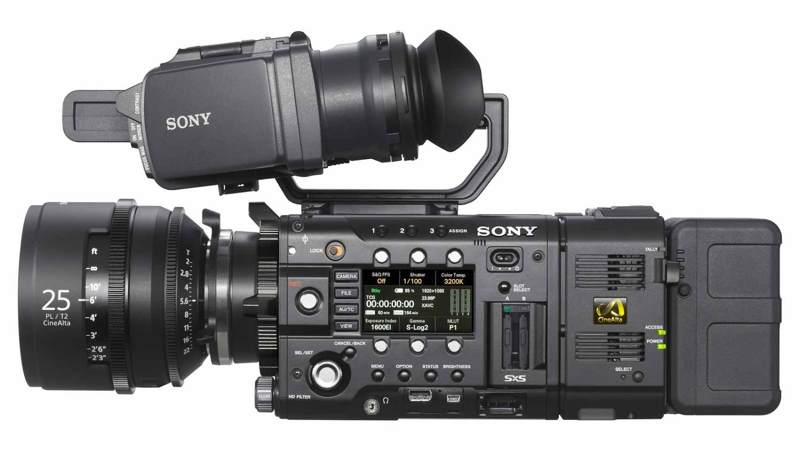 LUT Tricks for the Sony FS7/F5/F55