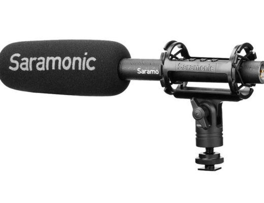 Review: Saramonic SoundBird T3 shotgun microphone 48