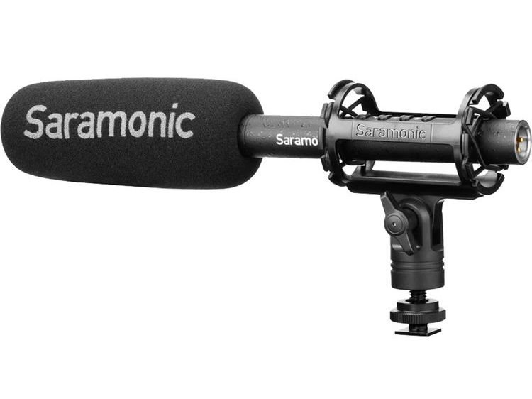 First look: Saramonic SoundBird T3 shotgun microphone 9