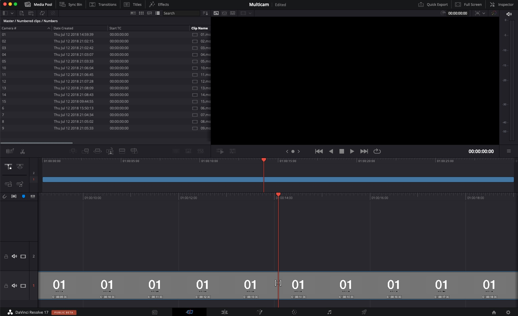 Review: DaVinci Resolve Speed Editor Part 2 - Multicam and Multi-camera Editing 66