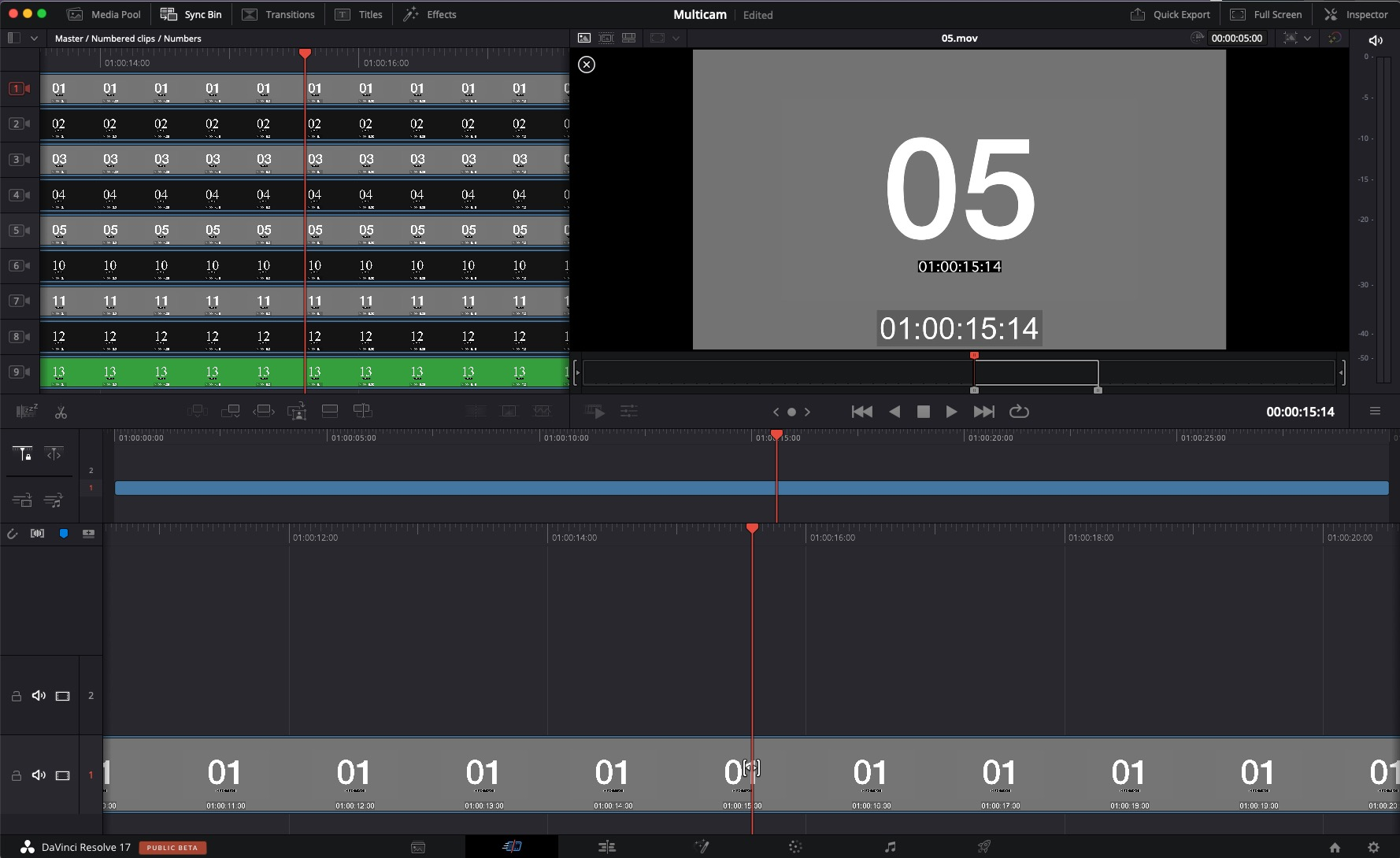 Review: DaVinci Resolve Speed Editor Part 2 - Multicam and Multi-camera Editing 68