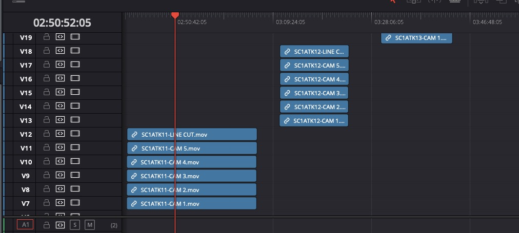 Review: DaVinci Resolve Speed Editor Part 2 - Multicam and Multi-camera Editing 57