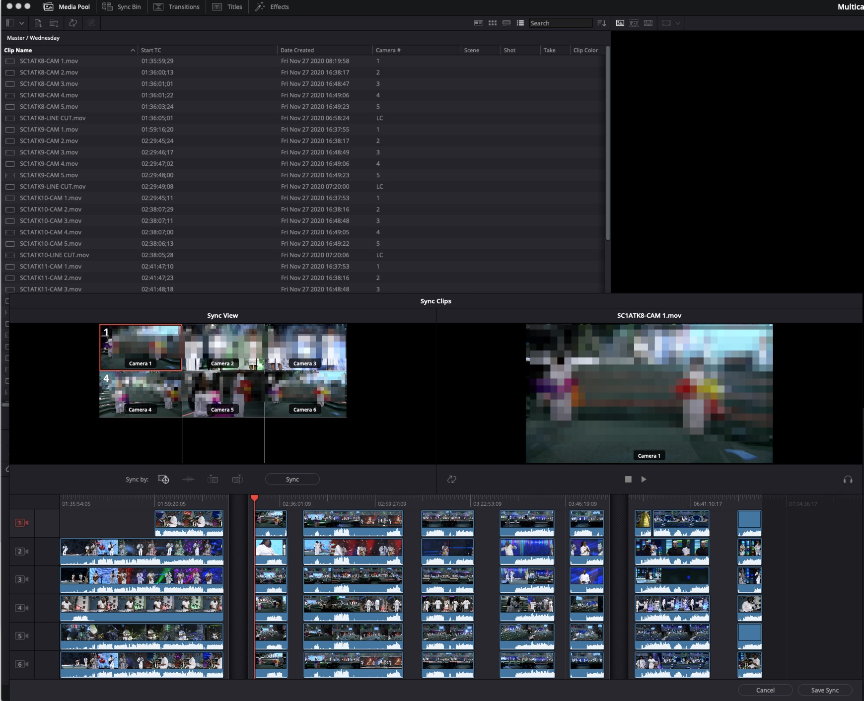 Review: DaVinci Resolve Speed Editor Part 2 - Multicam and Multi-camera Editing 61
