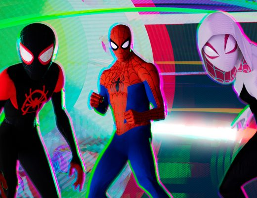 ART OF THE CUT on editing Spider-Man: Into the Spider-Verse 9