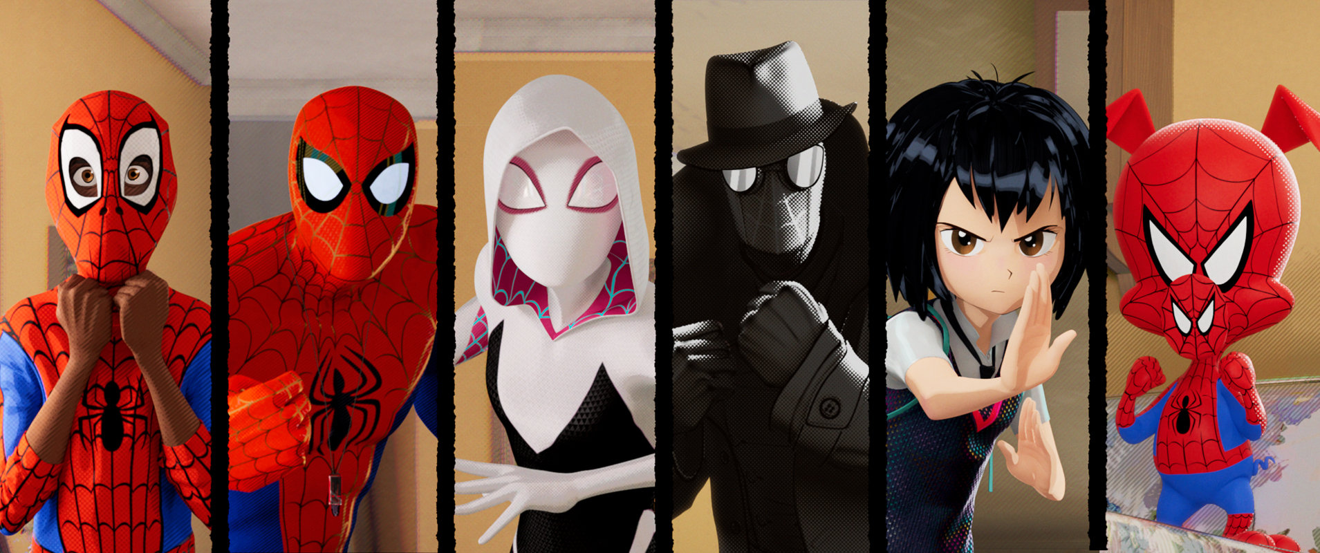 ART OF THE CUT on editing Spider-Man: Into the Spider-Verse 19