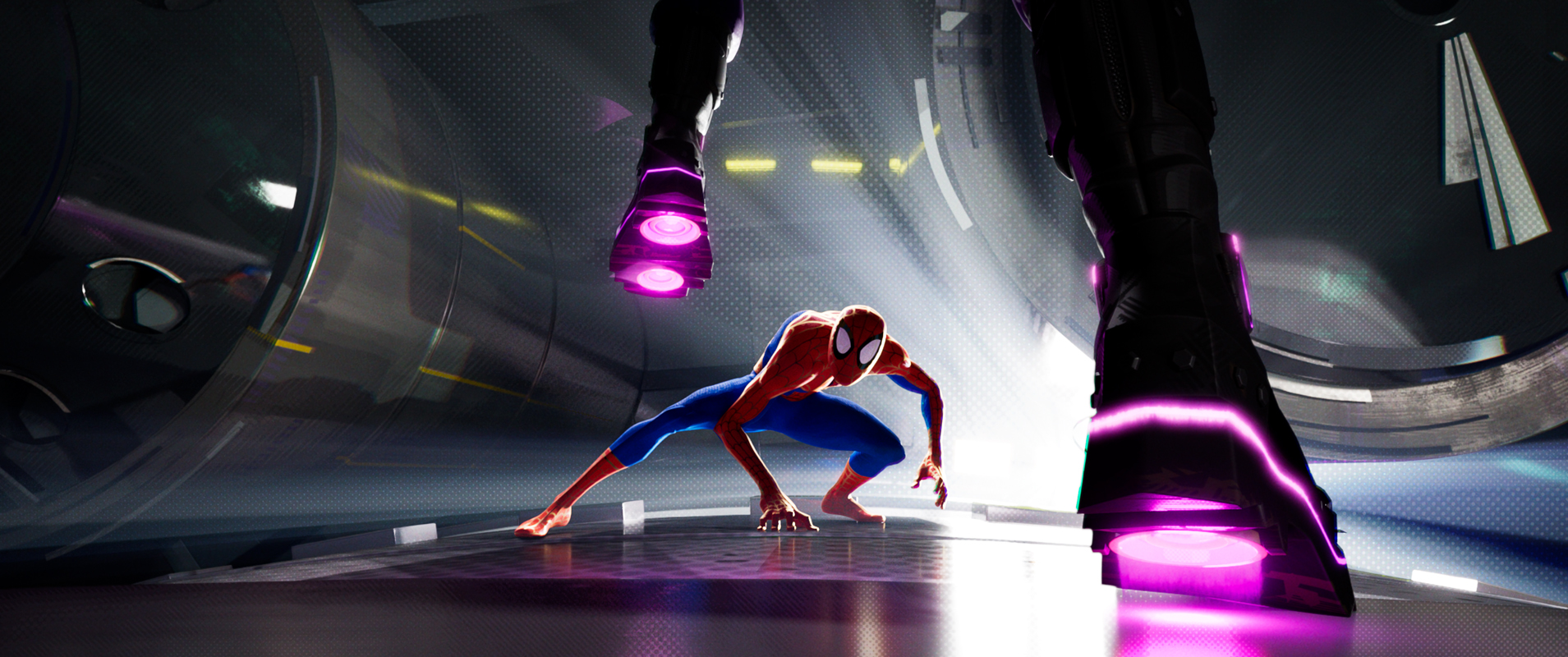 ART OF THE CUT on editing Spider-Man: Into the Spider-Verse 18