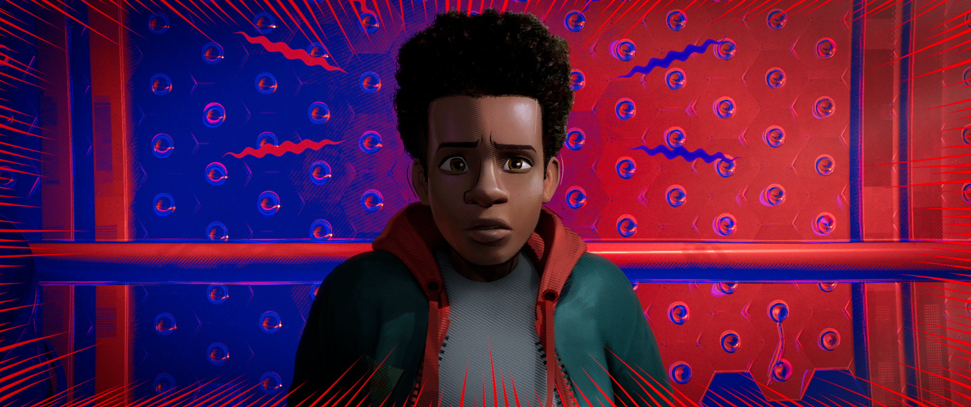 ART OF THE CUT on editing Spider-Man: Into the Spider-Verse 8