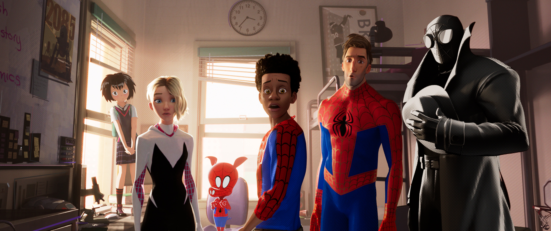ART OF THE CUT on editing Spider-Man: Into the Spider-Verse 6
