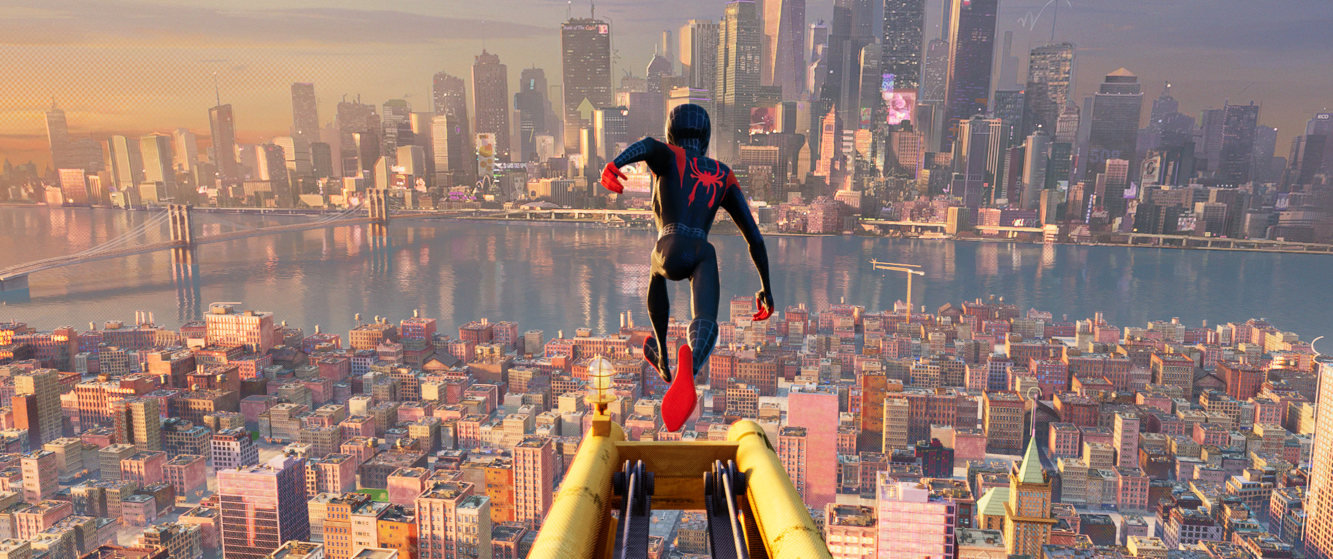 ART OF THE CUT on editing Spider-Man: Into the Spider-Verse 7