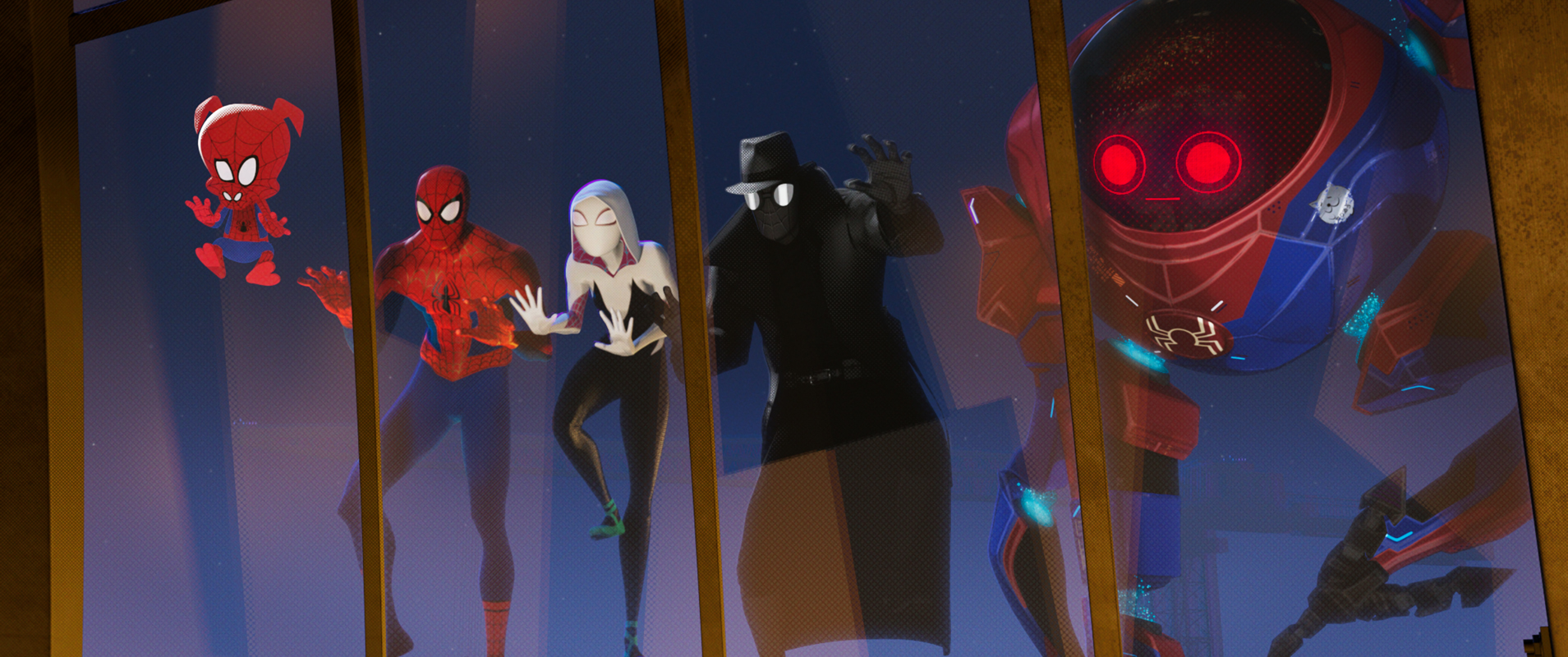 ART OF THE CUT on editing Spider-Man: Into the Spider-Verse 20