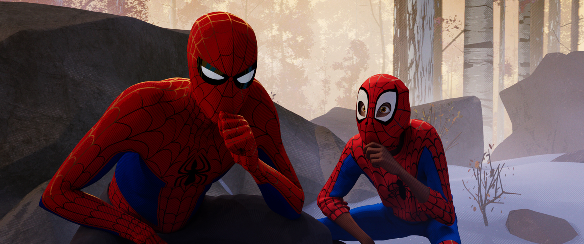 ART OF THE CUT on editing Spider-Man: Into the Spider-Verse 5