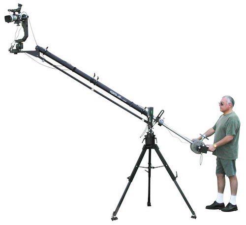 Camera Cranes From the Beginning: 10