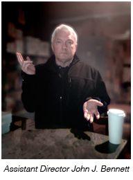 Assistant Director John J. Bennett