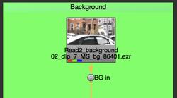 background Read node