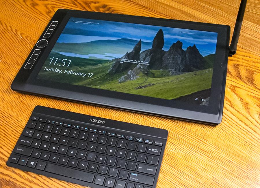 First Look: Wacom MobileStudio Pro 16 34