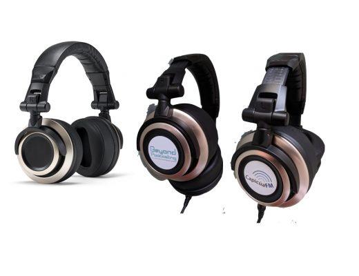 Review: Status Audio CB-1 brandable isolating headphones 10
