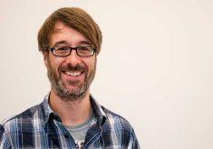 Stefan Weiss, fearless editor, hands-on educator