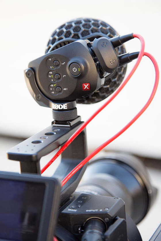 RØDE team members granted two US patents for firsts in microphone technology 5