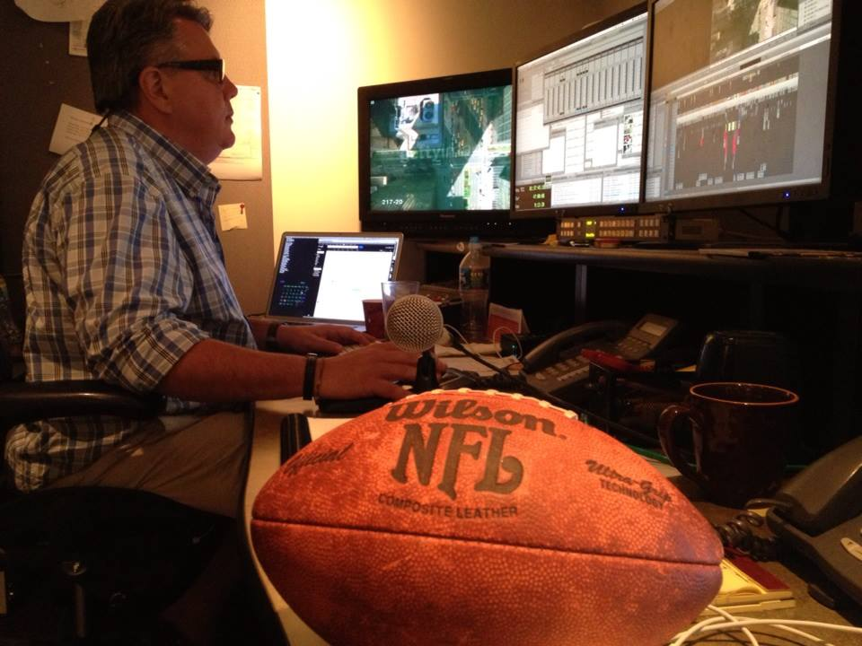 Steve Audette NFL EDIT
