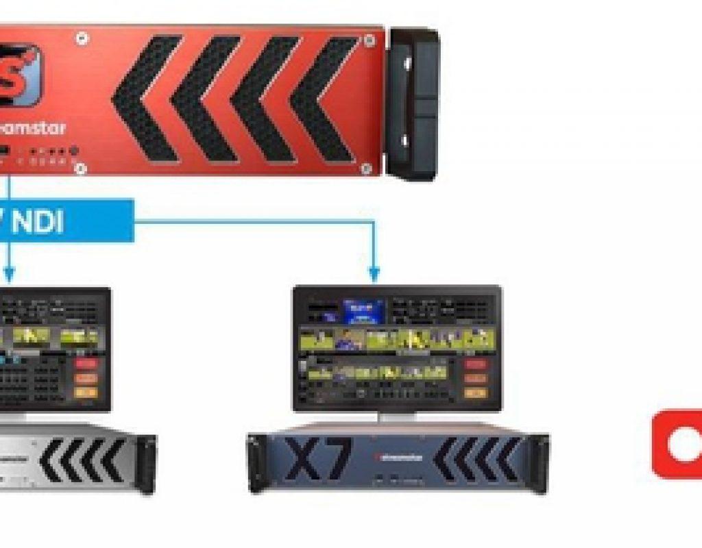 Streamstar to add NewTek NDI integration + JVC control 3