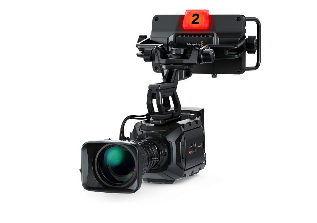 Blackmagic Talks To PVC About The New URSA Studio Viewfinder: NAB 2016 1