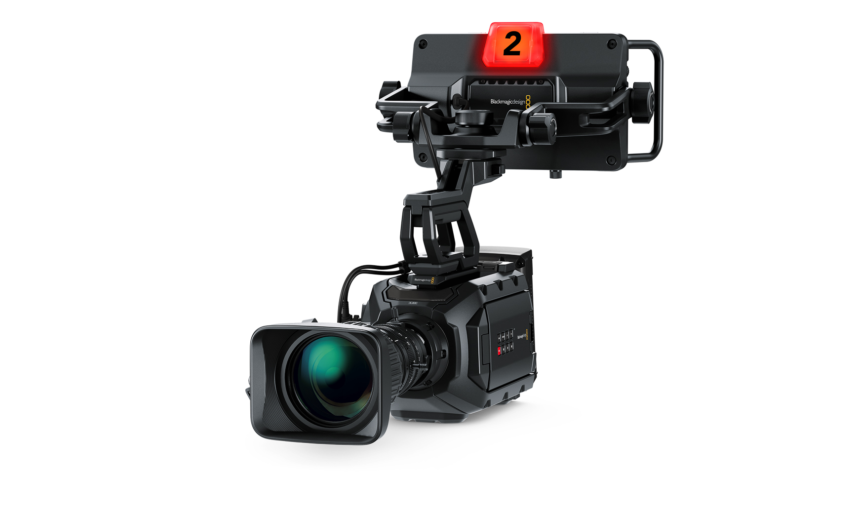 Blackmagic Talks To PVC About The New URSA Studio Viewfinder: NAB 2016