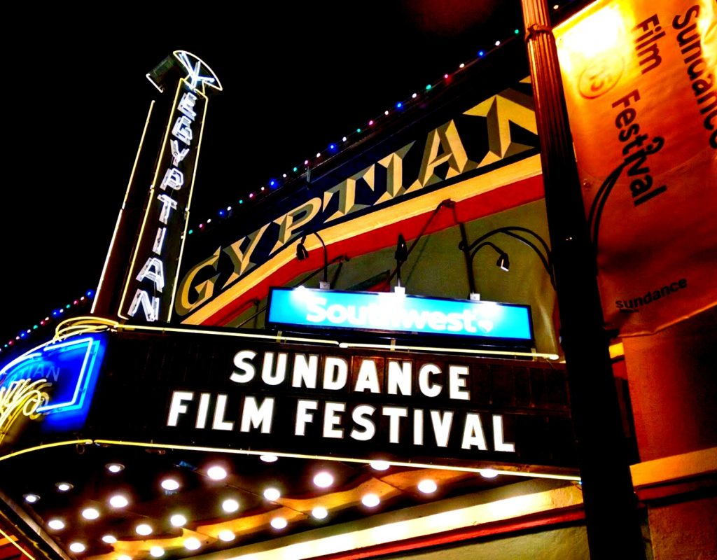 "Art of the Cut's ""Voices from Sundance"" podcast, Ep. 6 1"