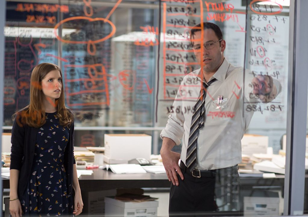 """ART OF THE CUT with Rick Pearson, ACE on """"The Accountant"""" 1"""