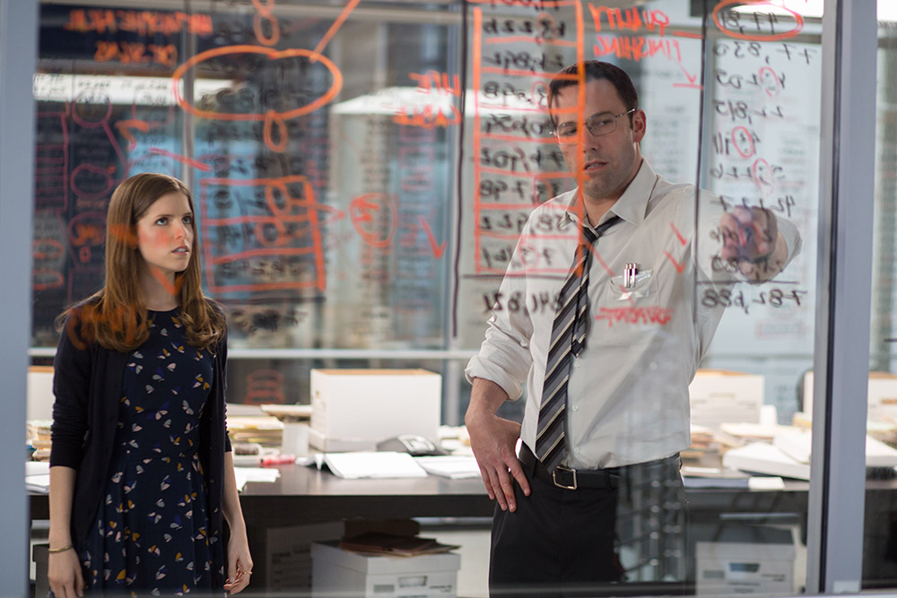 "ART OF THE CUT with Rick Pearson, ACE on ""The Accountant"""