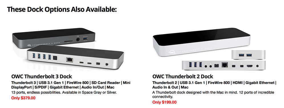 Product Review: OWC Thunderbolt 3 Dock by Jeff Foster