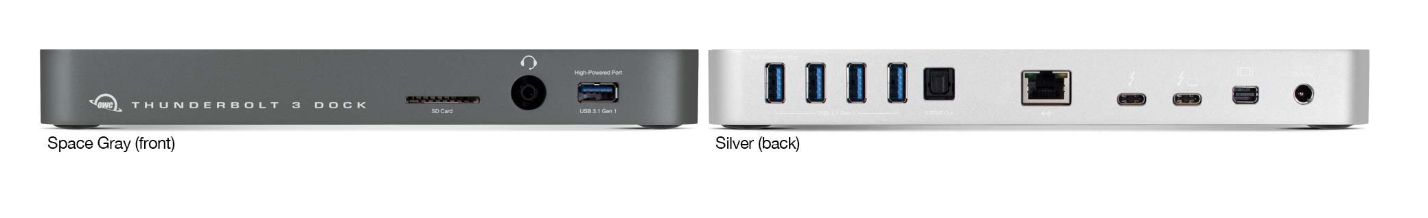 Product Review: OWC Thunderbolt 3 Dock 10