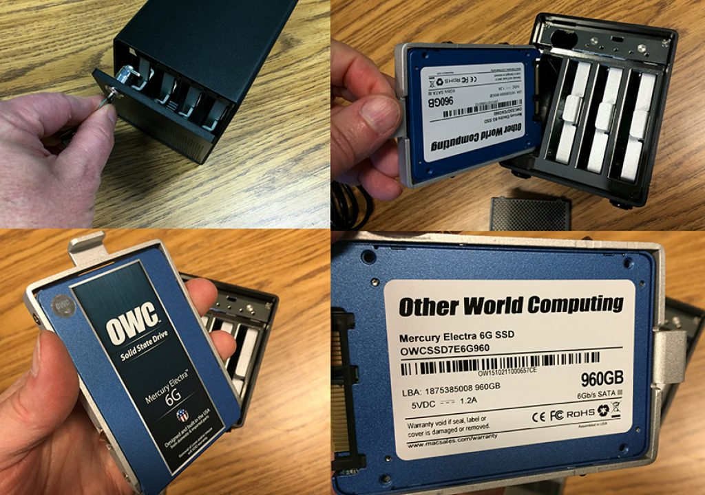 OWC's affordable & portable fast media solutions 1