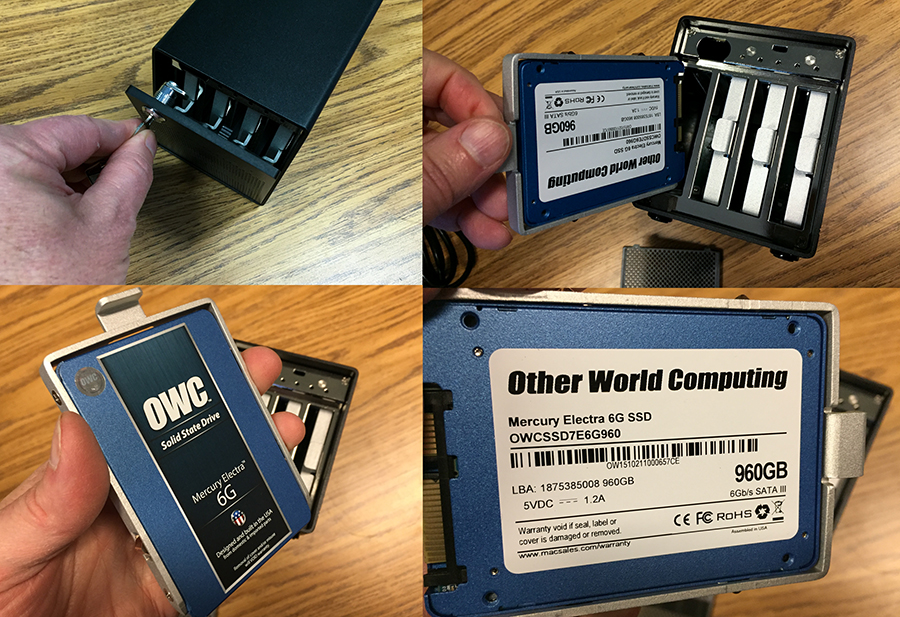 OWC's affordable & portable fast media solutions 2