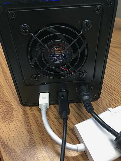 TB4-TB connect ports