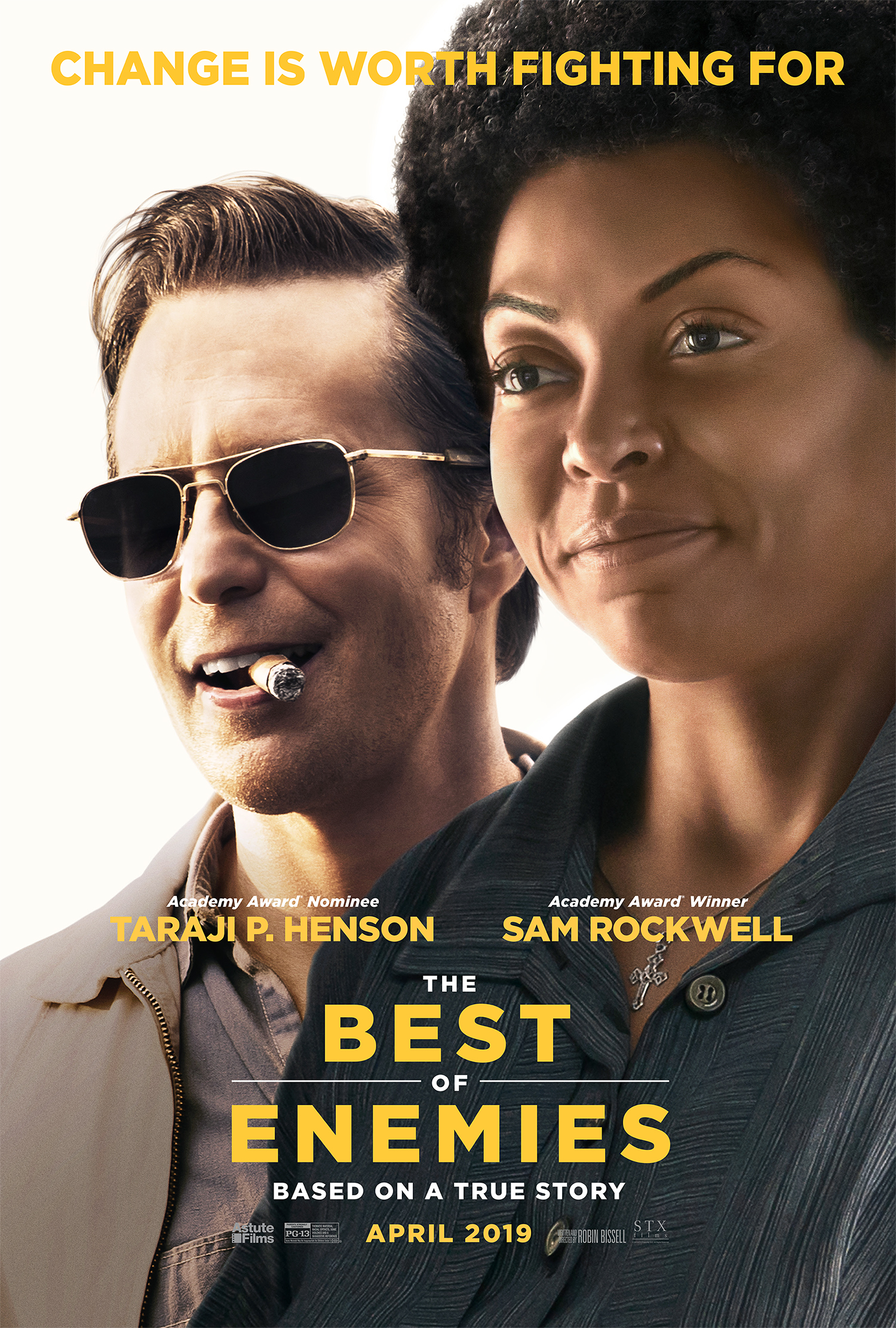 Image result for best of enemies 2019