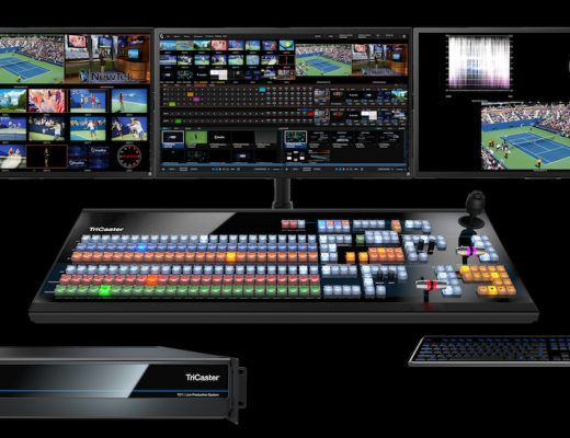 TriCaster TC1: 4K UHD, IP-centric & worldcam friendly even in US 11