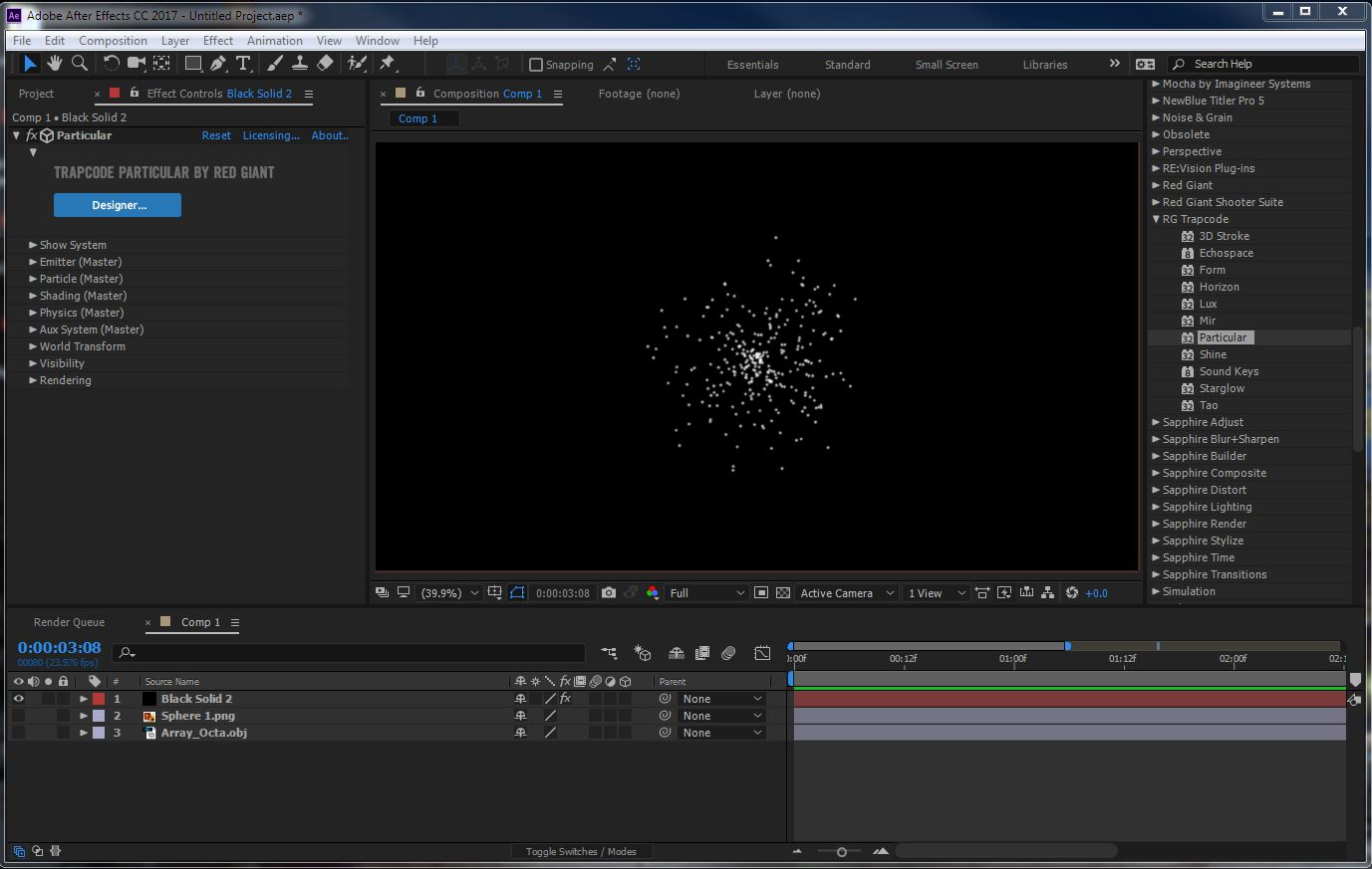 REVIEW - Trapcode Suite 14 from Red Giant Software by Kevin P