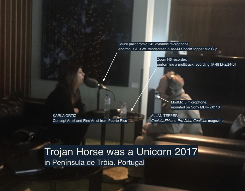 Introducing THU, Trojan Horse was a Unicorn 1