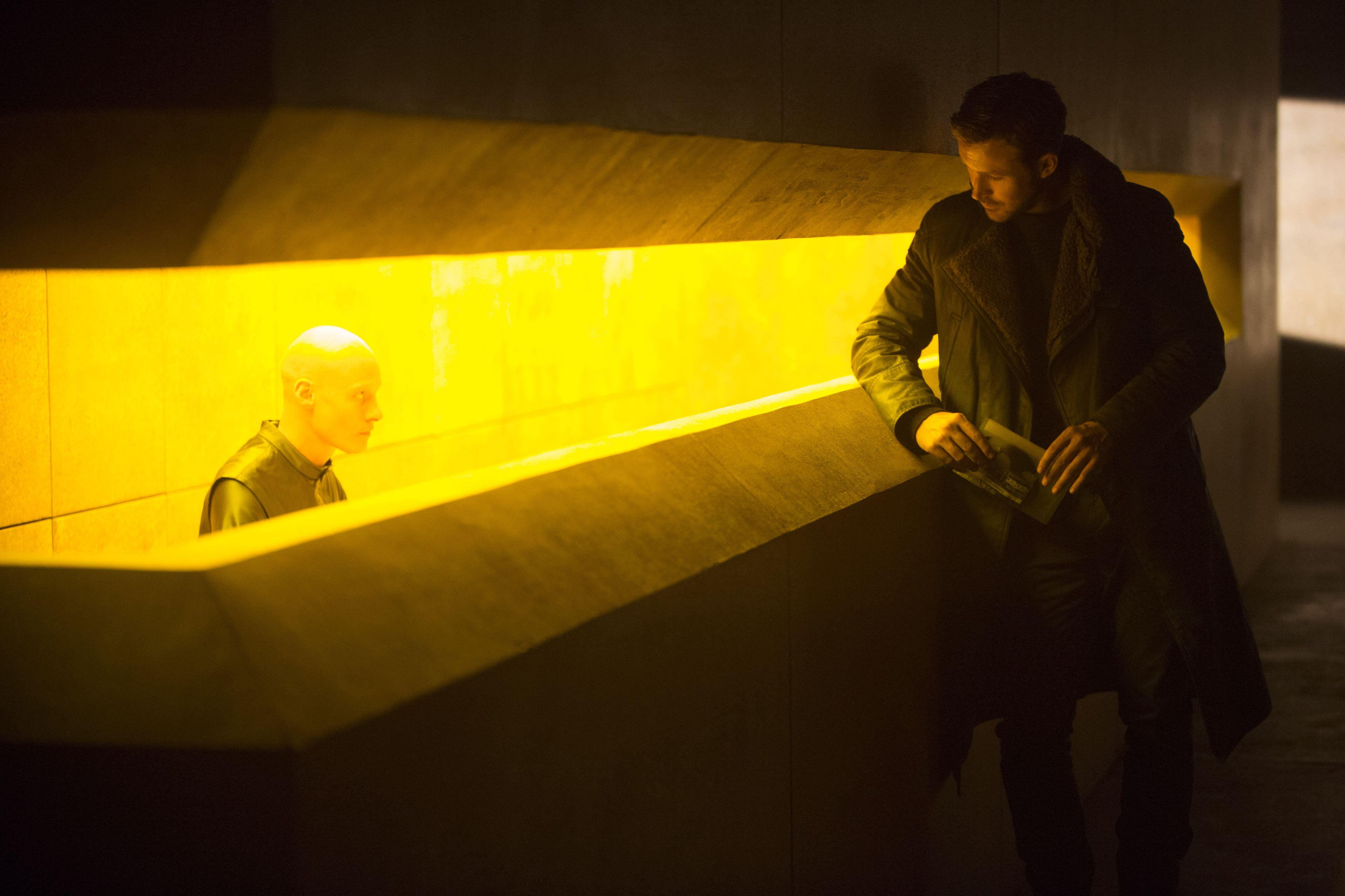 ART OF THE CUT: BLADE RUNNER 2049 with Joe Walker, ACE 17