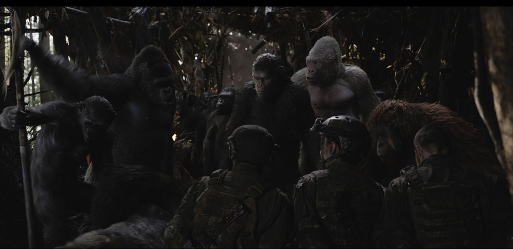 "ART OF THE CUT with the editor of ""War for the Planet of the Apes"" 15"