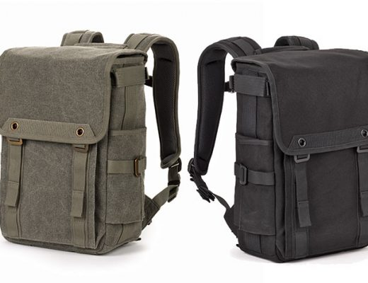 Retrospective backpack: the return of the classic canvas rucksack