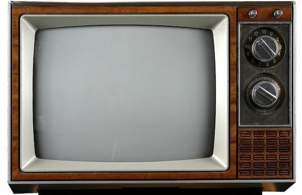 TV Set with UHF tuner