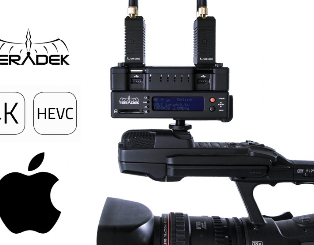 Apple & Teradek to support H.265, but can we use it yet? 3