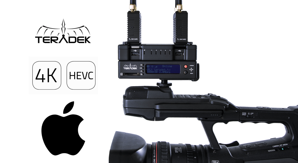 Apple & Teradek to support H.265, but can we use it yet? 4