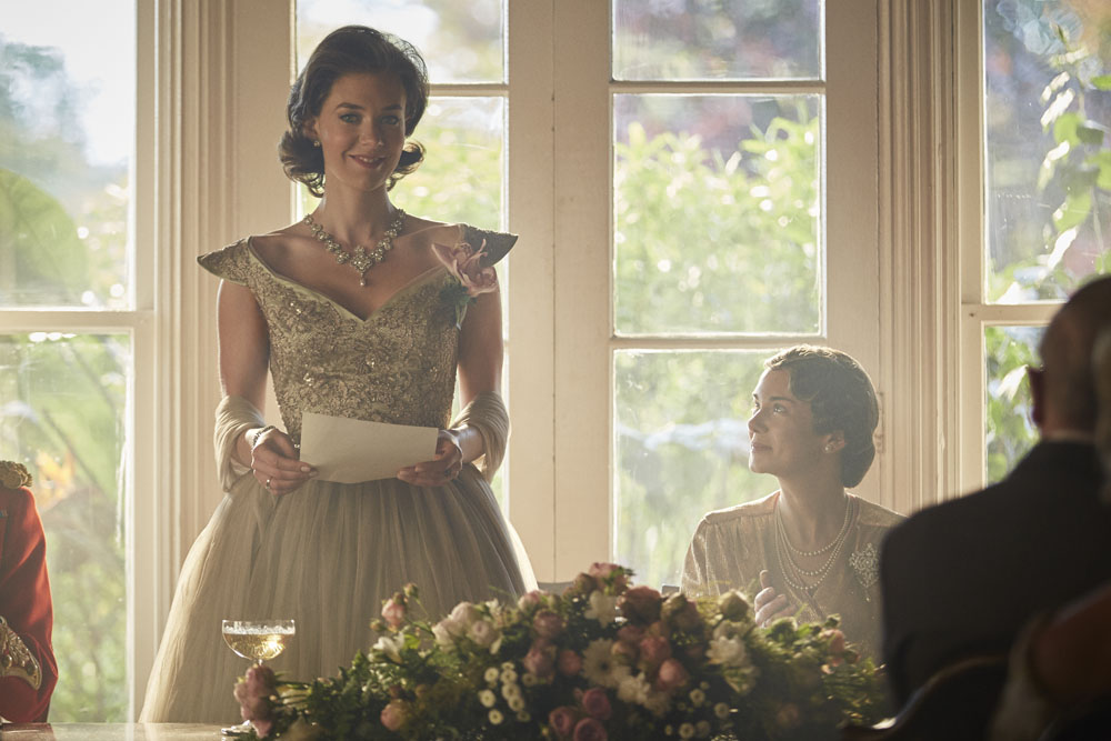 "ART OF THE CUT with the editors of ""The Crown"" 16"