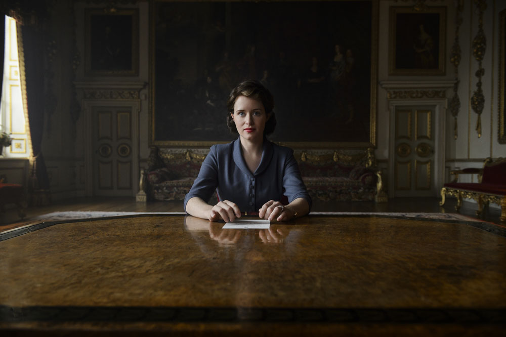 "ART OF THE CUT with the editors of ""The Crown"" 20"