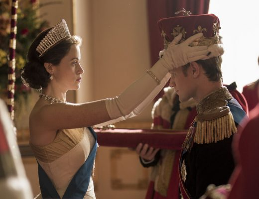 """ART OF THE CUT with the editors of """"The Crown"""" 1"""